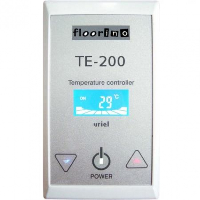 thermostat te 200 regler f r floorino fu bodenheizung fussbodenheizung ebay. Black Bedroom Furniture Sets. Home Design Ideas